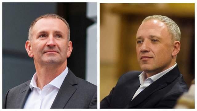 Віталій Михайлішин та Роман Клічук