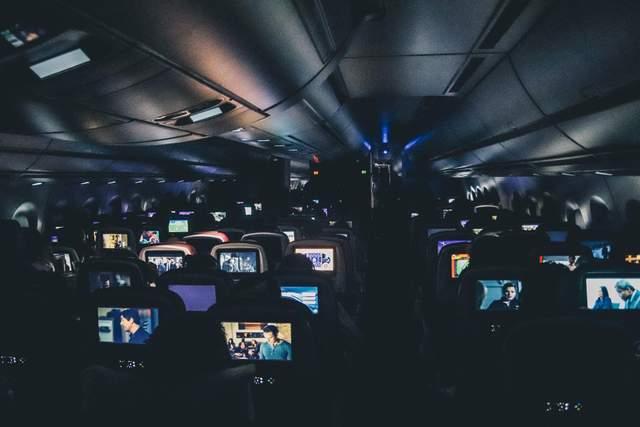 стюардеси нічні ерельоти