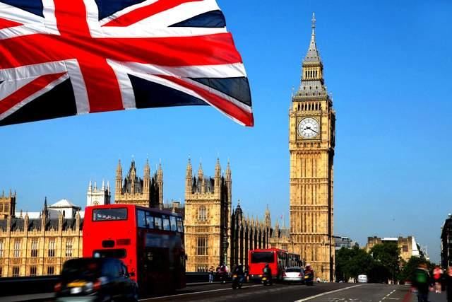 Велика Британія чи дозволений в'їзд українцям