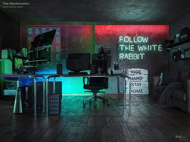 Офіс у стилі сестер Вачовські