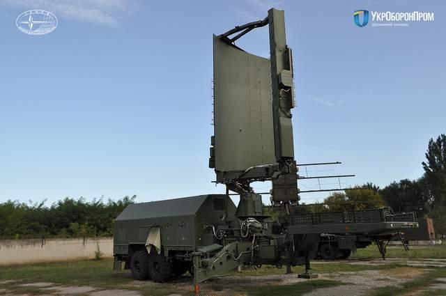 новий радар для ЗСУ