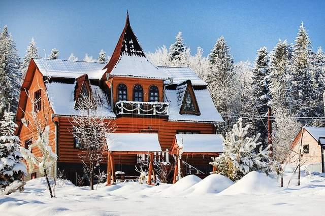 Резиденція Святого Миколая в Україні / Фото mykolaj.if