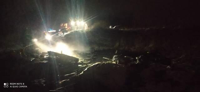 На Львівщині трапилась смертельна пожежа: чоловік згорів живцем – фото