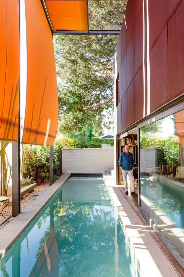 Заповітне бажання – проводити час в басейні свого будинку / Фото dwell