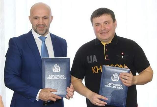 Владислав Мангер Юрій Гусєв