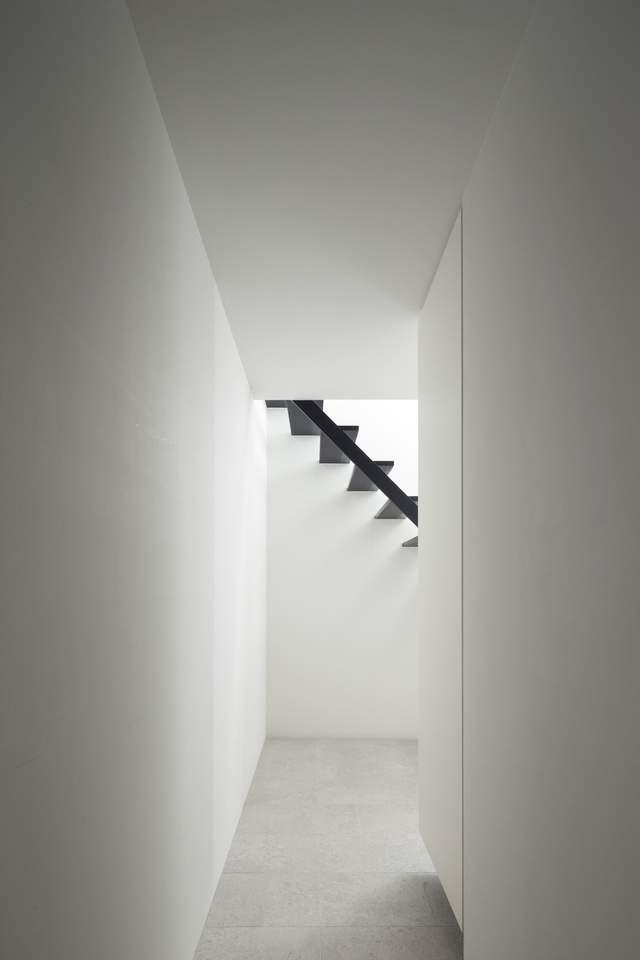 Здесь смогли сделать даже лестницы