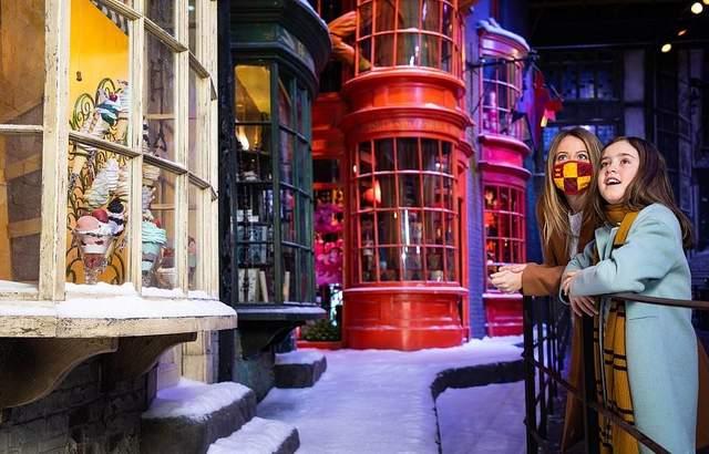 Чарівний світ Гарі Потера від Ворнер Бразерс