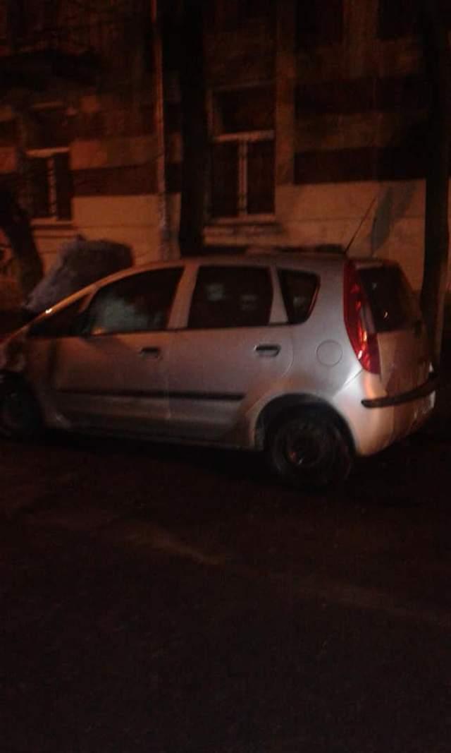 Авто журналістки підпалили вночі 30 січня