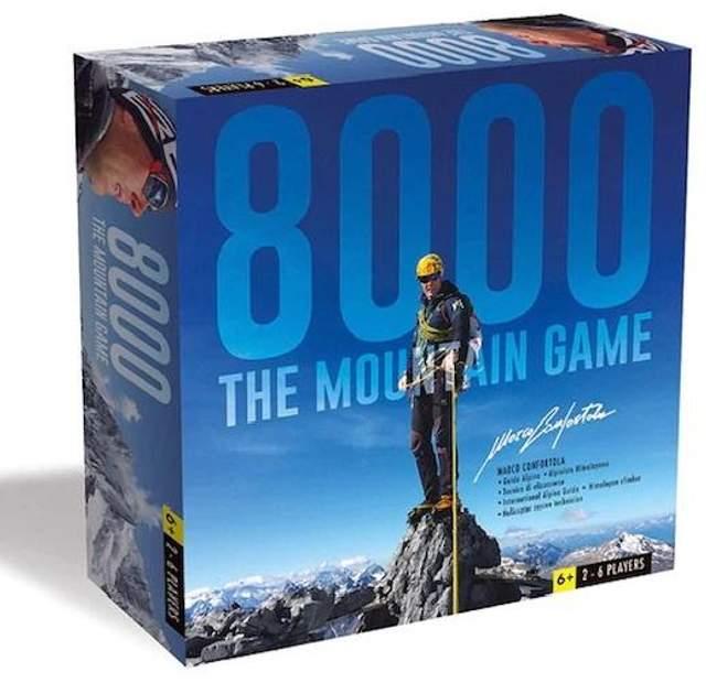 Нова настільна гра в гори