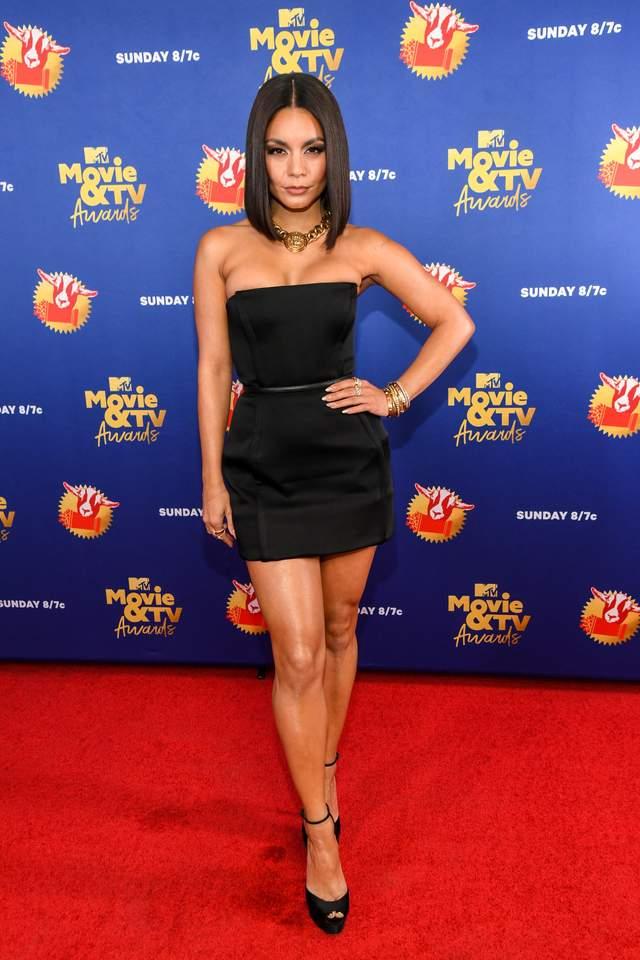 Червона доріжка MTV Movie & TV Awards 2020