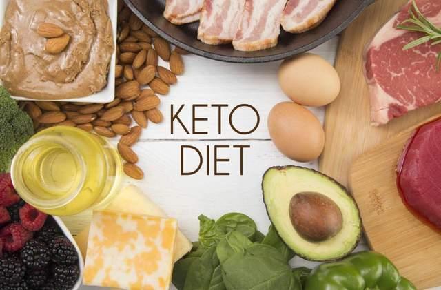 Кето диета предполагает употребление жиров