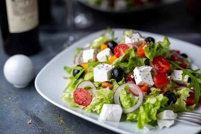 Чудовис варіантом для закуски стане овочевий салат