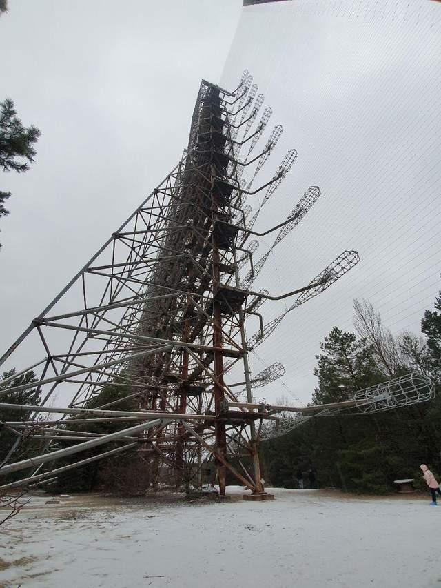 Тури у зимовий Чорнобиль