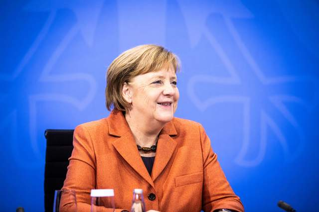 ангела меркель успішна жінка