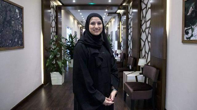 сара аль-амірі - наукова керівниця арабської місії на марс