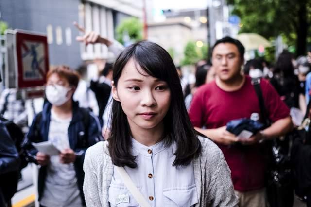 Агнес Чоу – обличчя революції у Гонгконзі