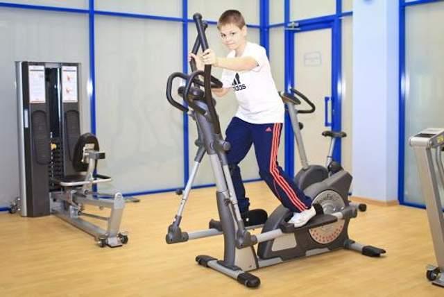 Дети, которые занимаются спортом, становятся уверенными в себе