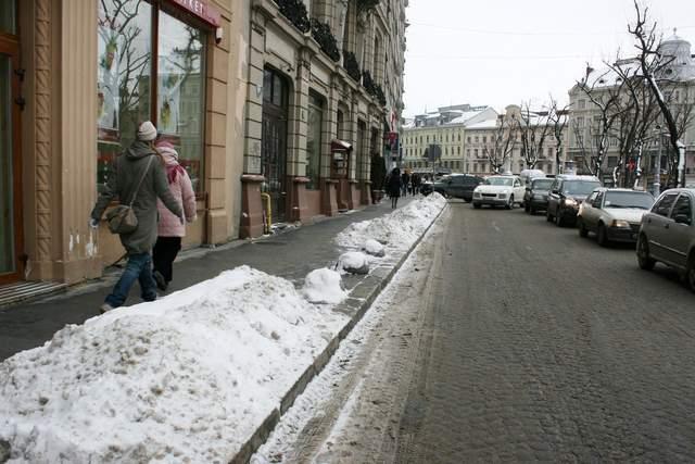 Ожеледиця та туман: прогноз погоди у Львові та області на 15 грудня