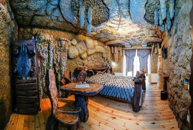 Все комнаты имеют уникальный дизайн