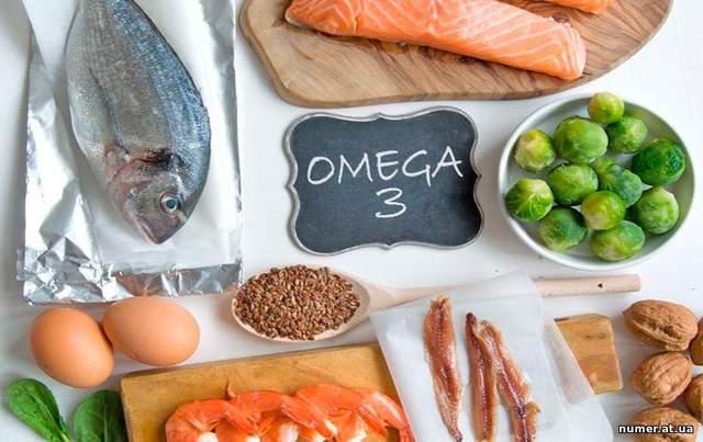 Найвідоміший продукт, що містить Омега-3 – це риб'ячий жир