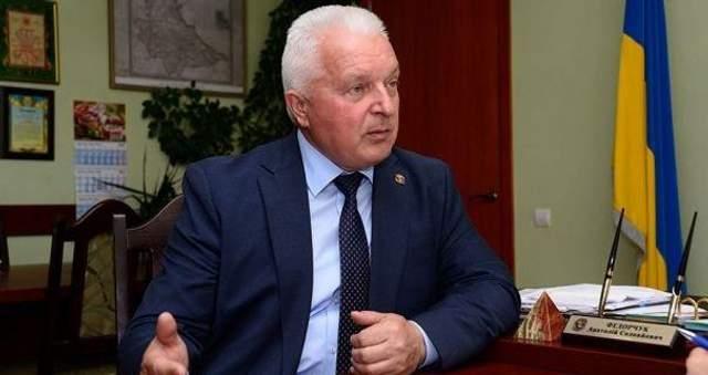 Анатолій Федорчук помер у 2020 році