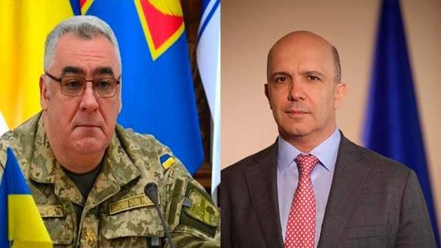 Бессараб та Абрамовський заявили про відставку