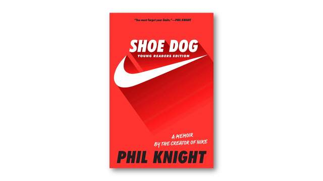 Shoe Dog: Young Readers Edition, Phil Knight