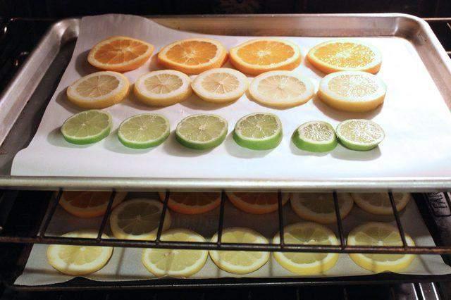 Как высушить фрукты