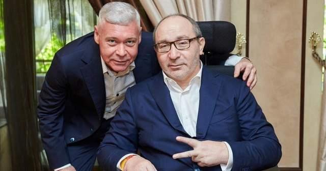 Ігор Терехов і Кернес