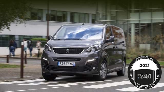 Названо кращі комерційні легкові фургони року 2021