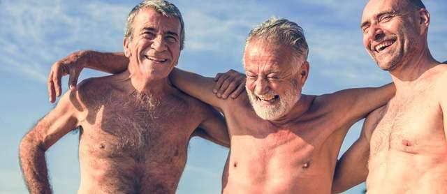 С возрастом уровень мужского гормона начинает снижаться