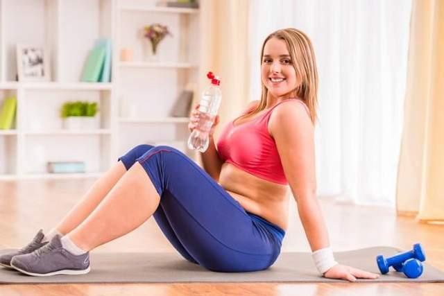 Це тренування підходить навіть тим, хто має зайву вагу