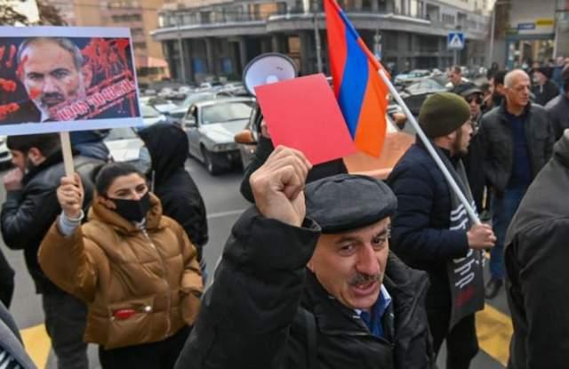 Страйк у Вірменії
