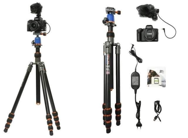 Canon EOS M50 Web Kit