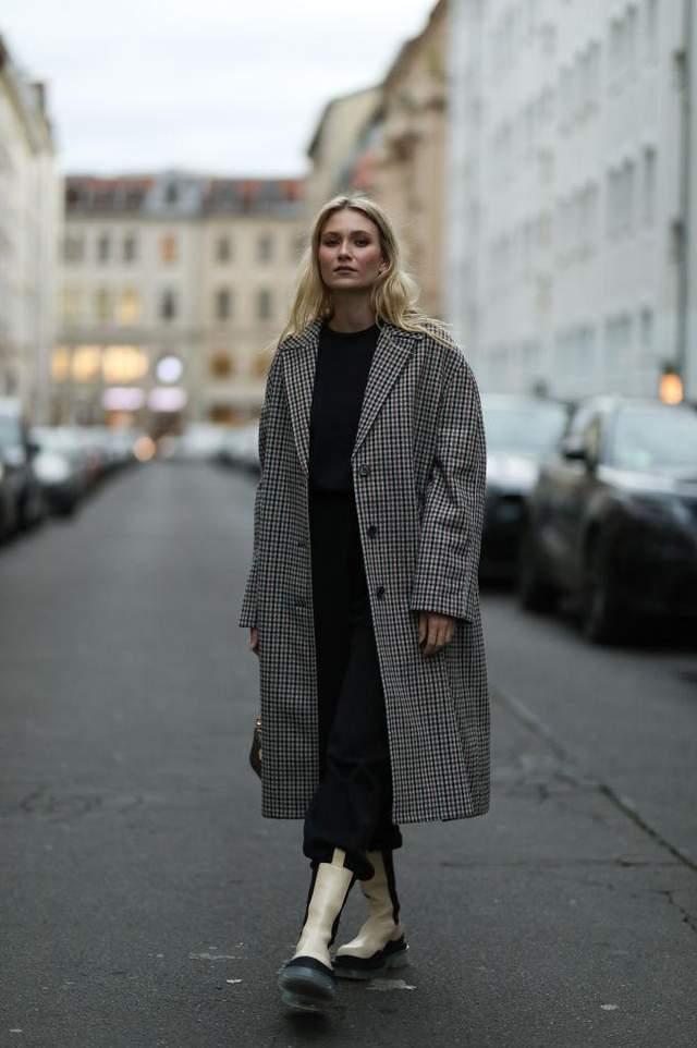 Трендове пальто на зиму