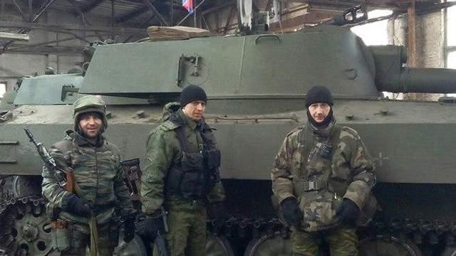 Російський військовий Лязін воював на Донбасі