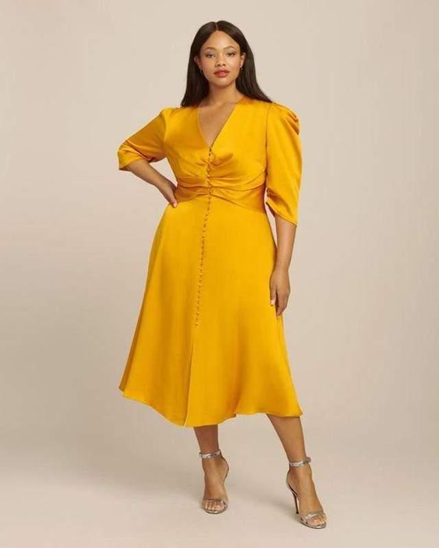 Стильне вбрання для дівчат plus-size