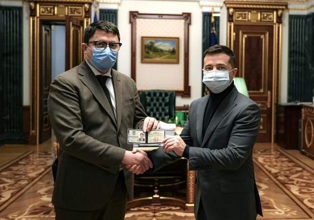Зеленський призначив нового керівника Івано-Франківської ОДА