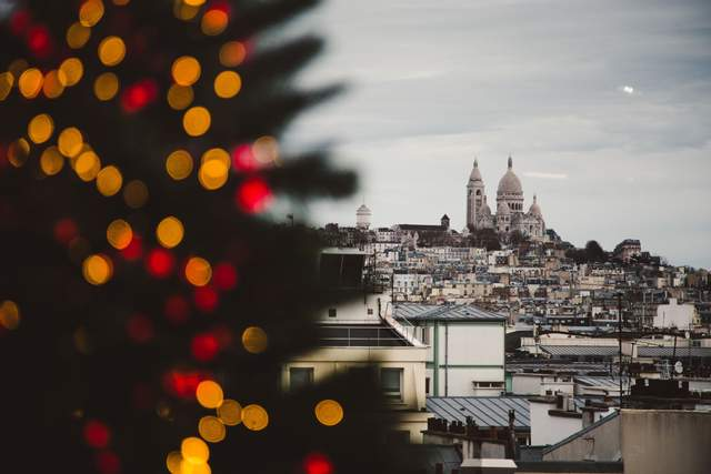 Різдво 2020 в Європі