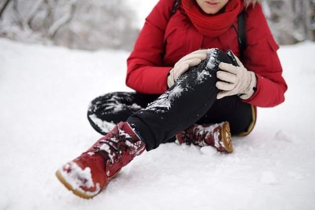 Травматизація взимку