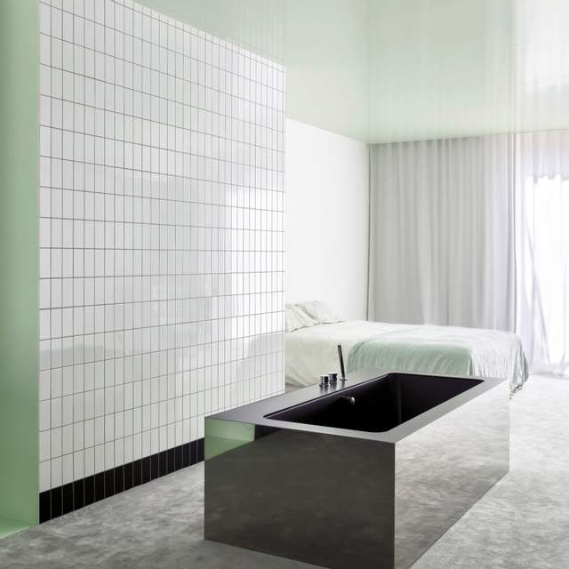 Архитекторы и дизайнеры отказываются от стандартных ванных комнат
