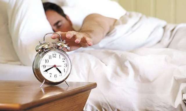 Важливо засинати і прокидатися вчасно