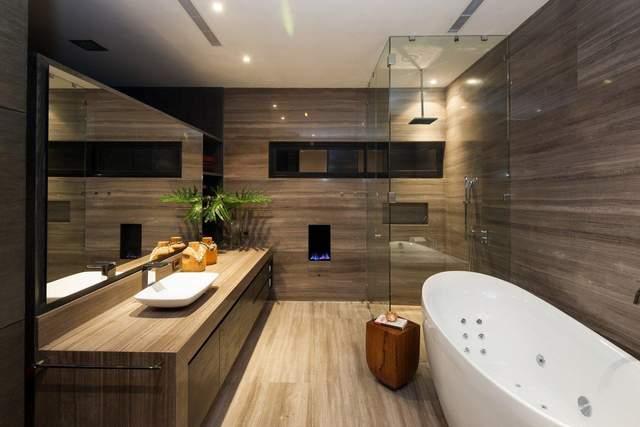 Зверніть увагу на дерев'яні варіанти оздоблення
