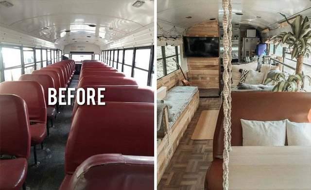 Автобус став місцем для вечірок