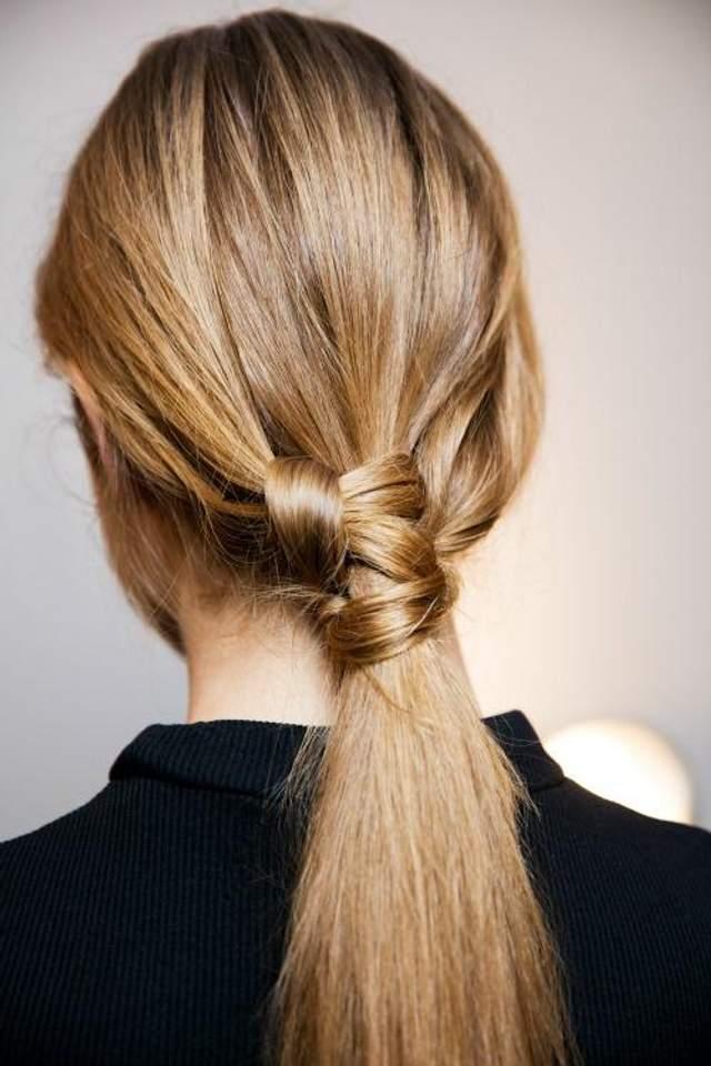 Модна зачіска