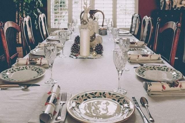 Що подавати на новорічний стіл в рік Білого Бика / Фото Pinterest