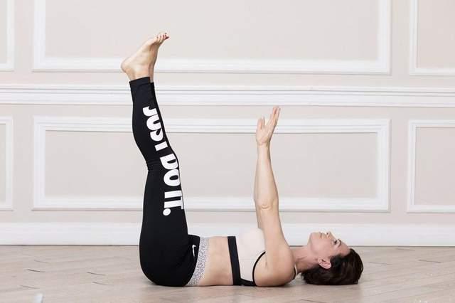 Лимфодренажная гимнастика спасет от отеков