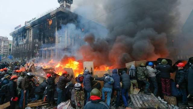 Виклик для України