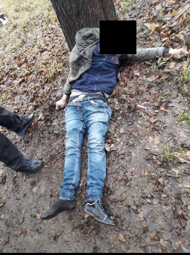 вбивство 26-річного Олександра Журавльова в Павлограді