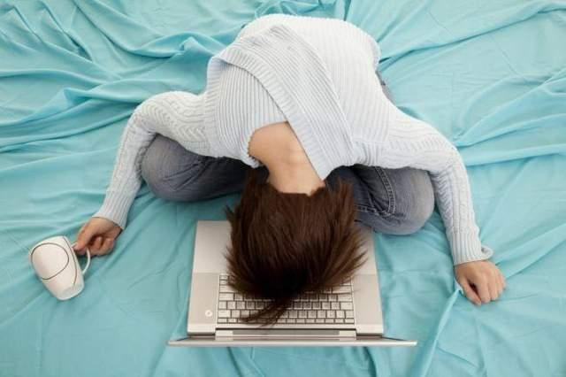 Втома сигналізує про те, що організму потрібен відпочинок